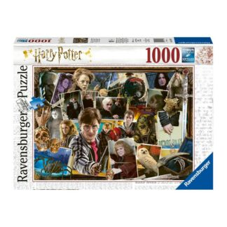 Harry Potter Jigsaw Puzzel Voldemort movies