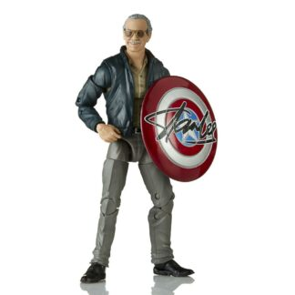 Marvel Legends series action figure Stan Lee Avengers