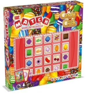 Match Candy Crush Top Trumps bordspel