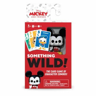 Mickey Mouse Friends card game Something Wild Bordspel