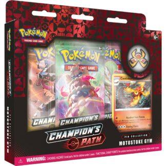 Motostoke Pokémon trading card company Nintendo Champion's Path