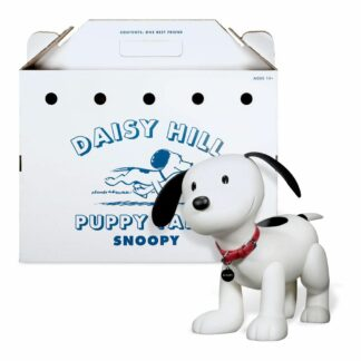 Peanuts big vinyl figure Snoopy Soft Ears SDCC 2020 series