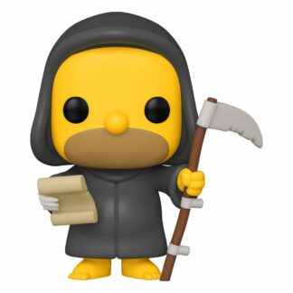 The Simpsons Funko Pop Reaper Homer series