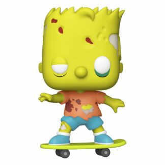 Simpsons Zombie Bart Funko Pop series