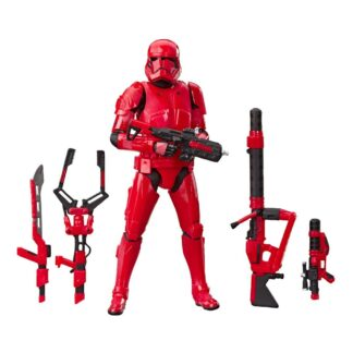 Star Wars Black series action figure Sith Trooper SDCC 2019 Exclusive