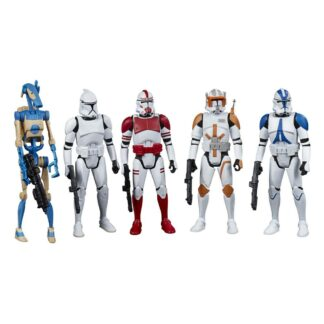 Star Wars celebrate the saga action figure 5-pack Galactic Republic