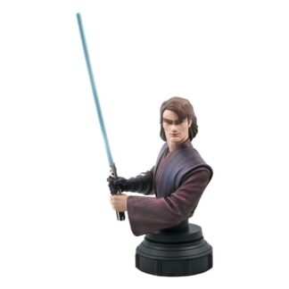Star Wars Clone Wars Bust Anakin Skywalker Gentle Giant