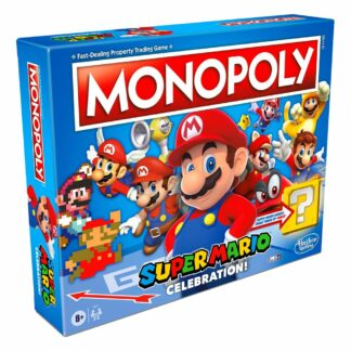 Super Mario Bordspel Celebration Monopoly Nintendo