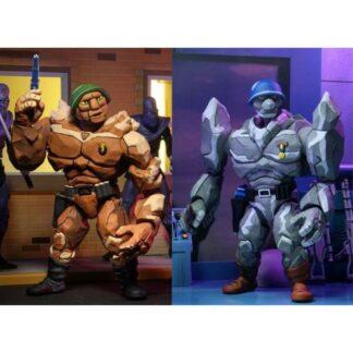Teenage Mutant Ninja Turtles action figure Tragg Grannitor