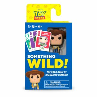 Toy Story Card game Something Wild Disney