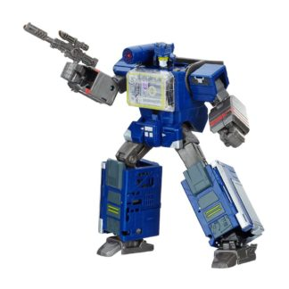 Transformers Bumblebee Greatest Hits Action figure Soundwave Doombox