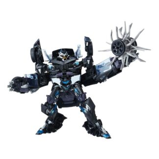 Transformers masterpiece movie series action figure Barricade MPM-5