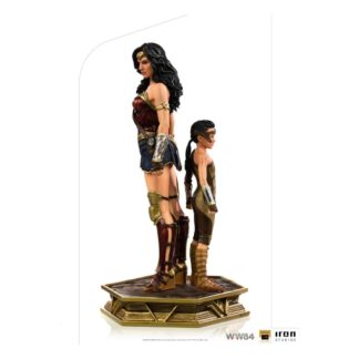 Wonder Woman 1984 Deluxe art scale statue Young Diana Iron Studios