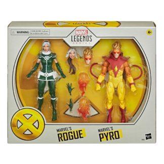 Marvel Legends X-Men Hasbro Rogue Pyro Fighter
