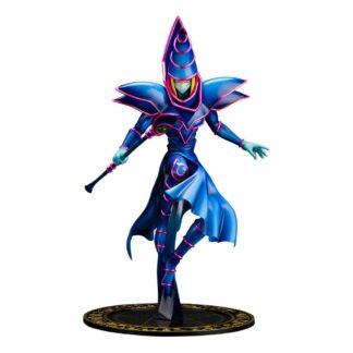Yu-Gi-Oh! Dark Magician games statue ARTFX J