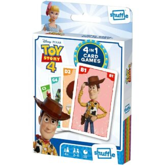Toy Story Shuffle Run Disney movies bordspel