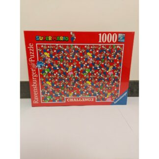 Super Mario Bros Nintendo games Puzzel Jigsaw Challenge