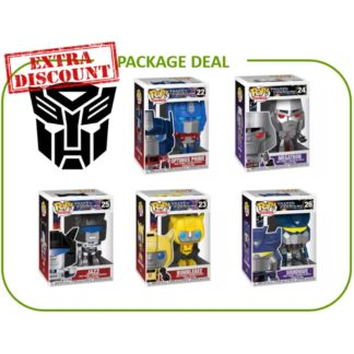 Package Deal Transformers movies