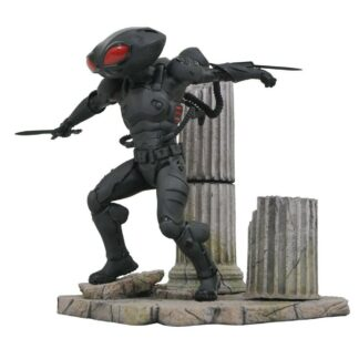 Aquaman DC Comics Gallery pvc diorama Aquaman Black Manta