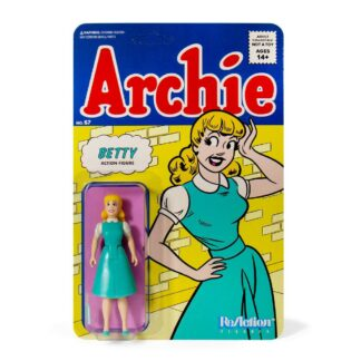 Archie comics ReAction action figure Series Betty Riverdale