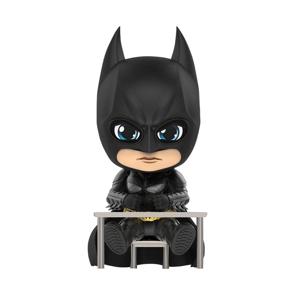 Batman - Dark Knight Trilogy Cosbaby Mini Figure Batman (Interrogating Version) 12 cm