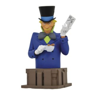 Batman animated series bust mad hatter series Diamond select toys