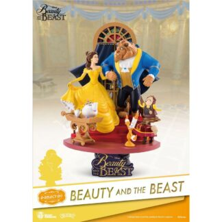 Beauty and the Beast D-select PVC Diorama Disney