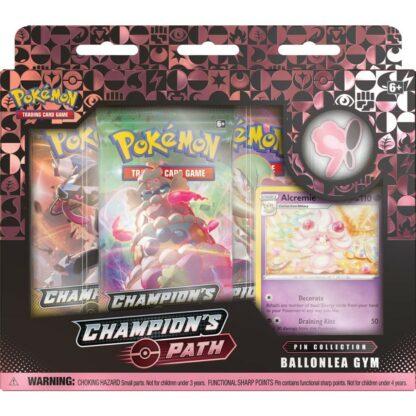 Champion's Path Ballonlea Gym Pin Collection Pokémon