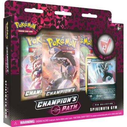 Pokémon Spikemuth Gym Nintendo Champion's Path