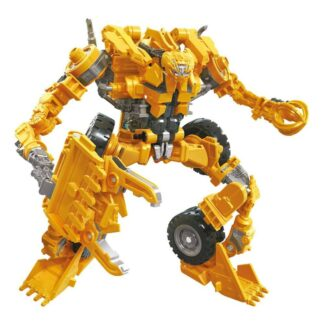 Transformers construction scrapper Hasbro Studio series