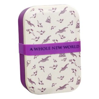Disney Bamboo Lunch Box Whole New World