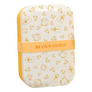 Disney Babmboo Lunch Box Be our Guest