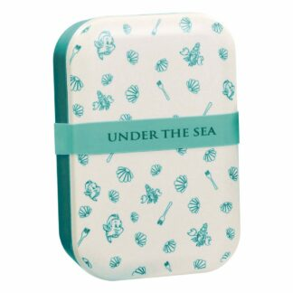 Disney Bamboo Lunch Box Under the Sea movies