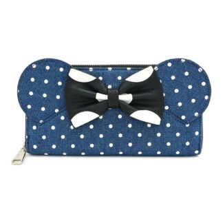 Minnie Mouse dots Loungefly portemonnee Disney