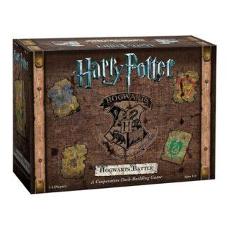 Harry Potter Hogwarts Battle bordspel movies