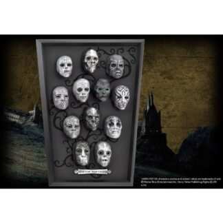 Harry Potter death eater mask collection movies