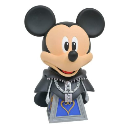 Kingdom Hearts Legends 3D bust Mickey Mouse movies Diamond Select Toys
