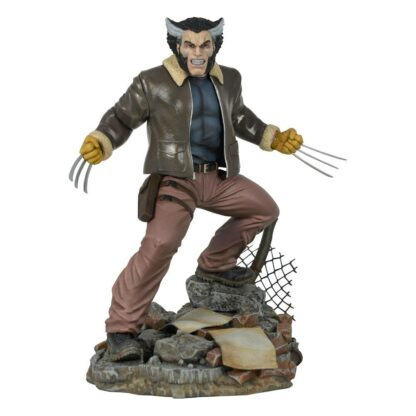 Marvel Comic gallery pvc statue Days of future past wolverine