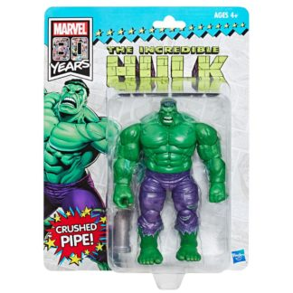 Marvel Legends retro SDCC Hulk movies action figure Legends Hasbro