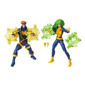 Marvel legends anniversary action figure X-Men Havok Polaris