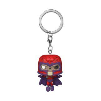 Marvel pocket pop sleutelhanger zombies Magneto Marvel