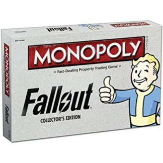 Monopoly Fallout Bordspel games
