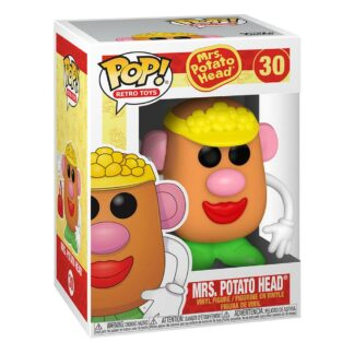 Mr. Potato Head Pop Funko Mrs. Games