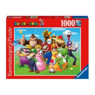 Nintendo Super Mario 1000 pieces Jigsaw Ravensburger