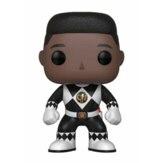 Power rangers Funko Pop Black ranger no helmet