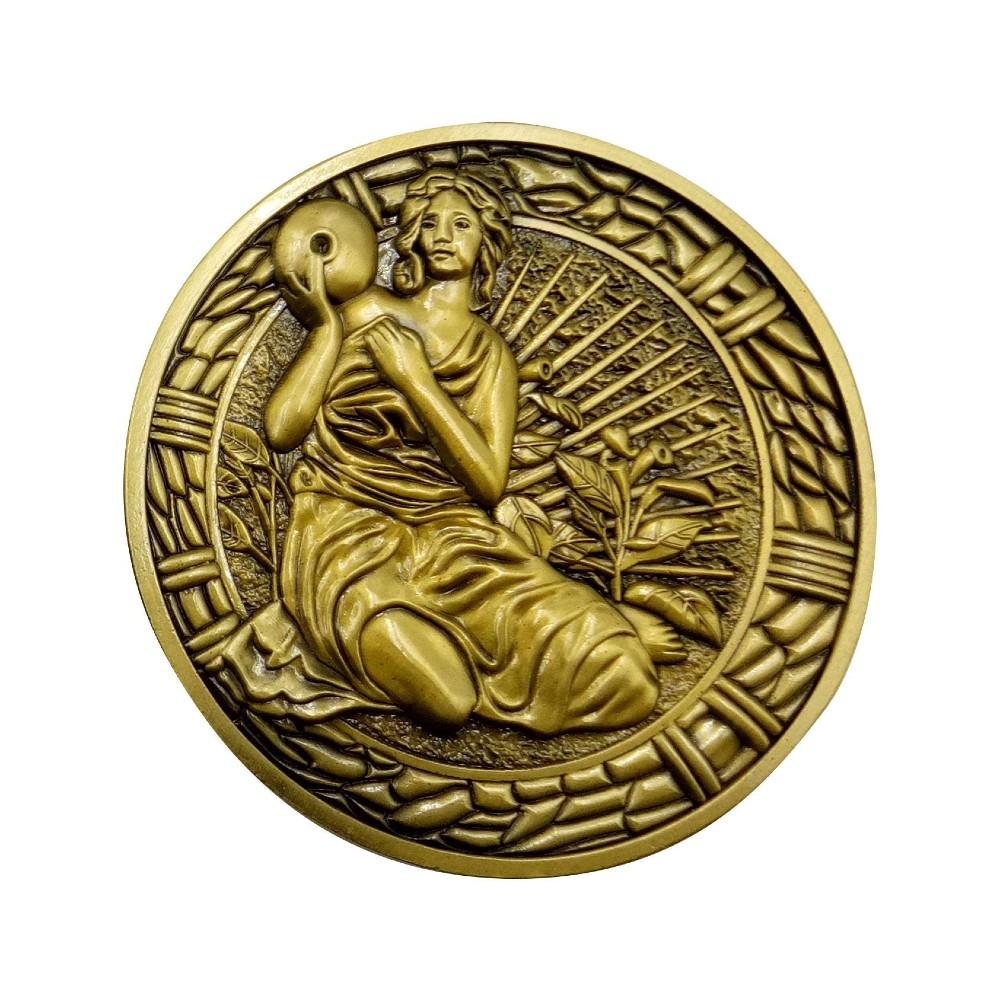 Resident Evil 2 - Replica 1/1 Maiden Medallion
