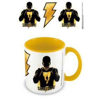 Shazam mok Bolt DC Comics movies