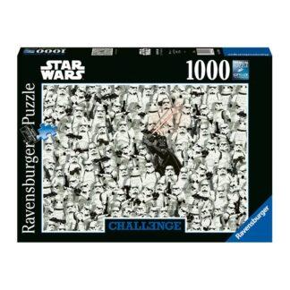 Star Wars challenge Jigsaw Puzzel Darth Vader Stormtroopers