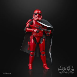 Star Wars Galaxy's Edge Black series action figure Captain Cardinal