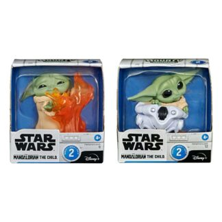 Star Wars Mandalorian Bounty Collection Figure Child Helmet Hiding